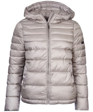 Women's Barbour International Helical Baffle Quilt Jacket