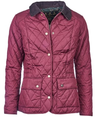 Women's Barbour Saddleworth Quilted Jacket