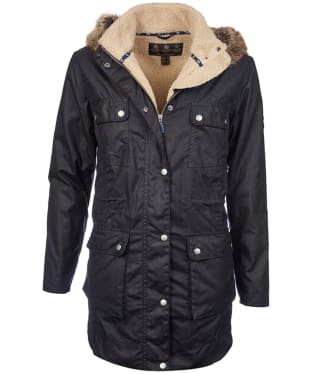 Women's Barbour Carribena Wax Jacket