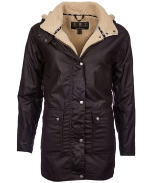 Women's Barbour Aletsch Waxed Jacket