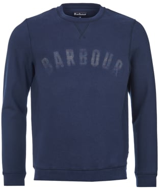 Men's Barbour Logo Sweatshirt