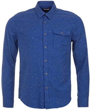 Men's Barbour International Frith Shirt - Navy