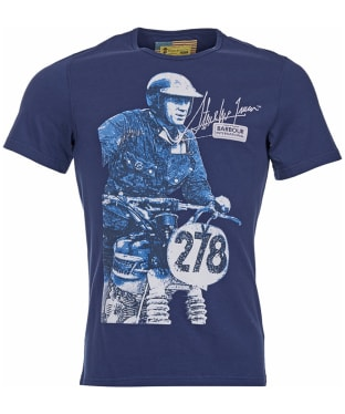 Men's Barbour Steve McQueen Breakout Tee