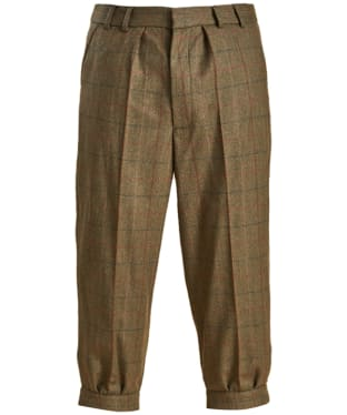 Men's Barbour Moorhen Breeks - Olive / Brown