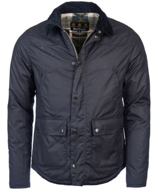 Men's Barbour Reelin Wax Jacket