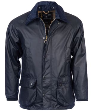 Men's Barbour Bedale Jacket - Navy
