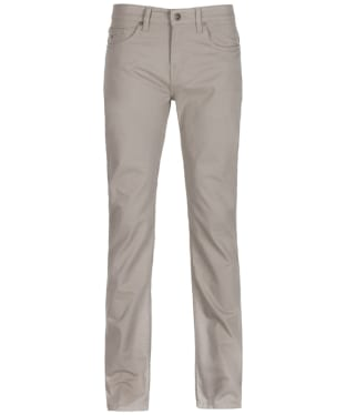 Men's R.M. Williams Ramco Stretch Drill Jeans - Regular Fit - Straight Leg - Buckskin