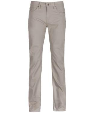 Men's R.M. Williams Ramco Stretch Drill Jeans - Regular Fit - Straight Leg - Buckskin