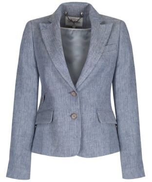 Women's Dubarry Blairscove Linen Blazer - Blue