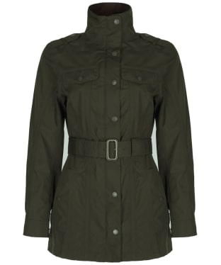 Women's Dubarry Swift Waterproof Jacket - Olive