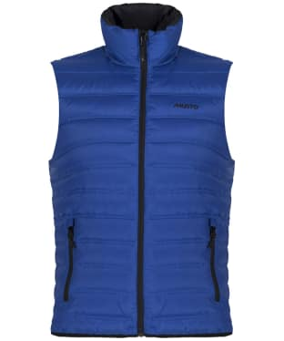 Men's Musto Evolution Crozier Micro Down Gilet - Cadet Blue