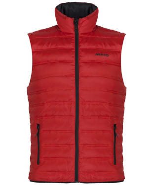 Men's Musto Evolution Crozier Micro Down Gilet - True Red