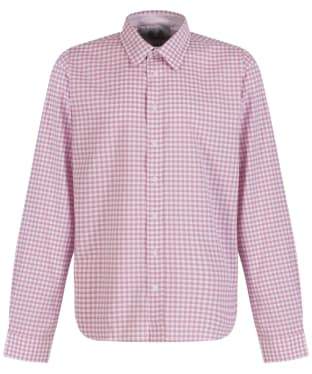 Men's Musto Oxford Shirt - Pink Gingham