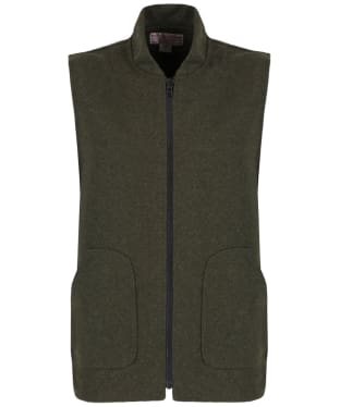 Men's Filson Wool Vest Liner - Forest Green