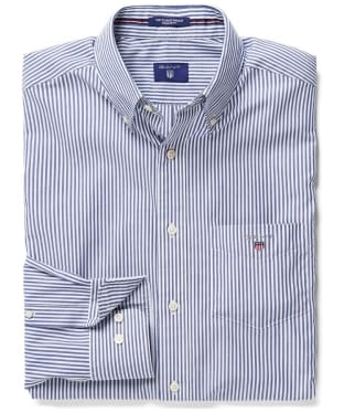 Men's GANT Poplin Banker Striped Shirt