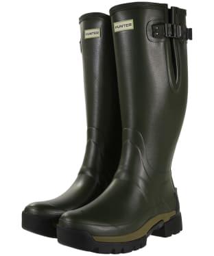 Men's Hunter Balmoral II Bamboo Carbon Wellington Boots