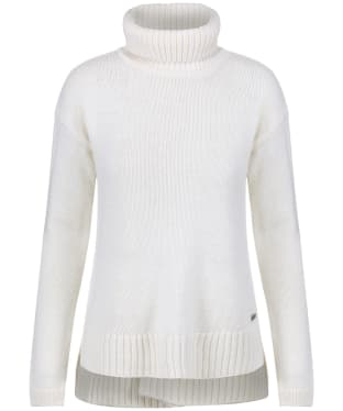 Women's Barbour International Endo Knit - Snow