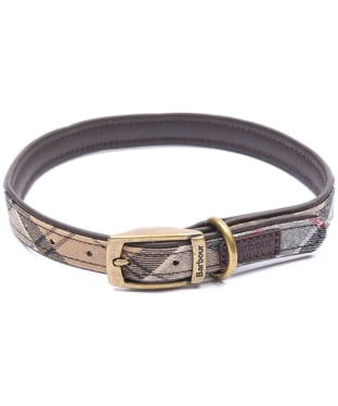 Barbour Tartan Dog Collar - Dress Tartan