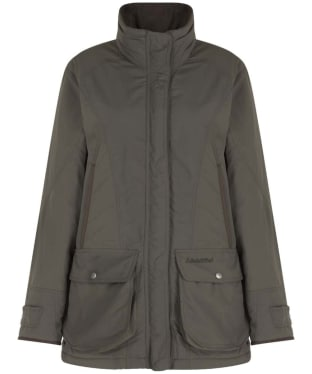 Women's Schoffel Superlight Ghillie Coat - Forest Green