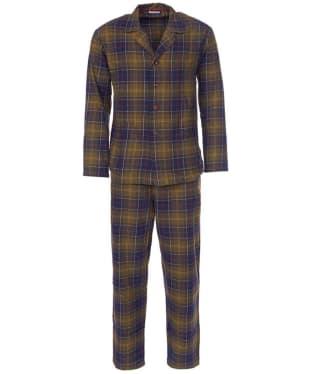 Men's Barbour Pyjama Box Set - Classic Tartan