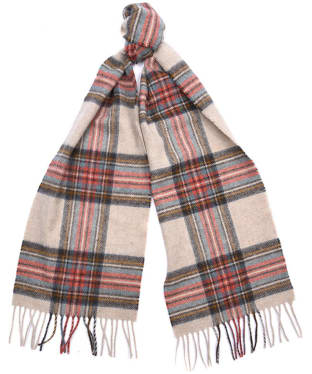 Women's Barbour Country Check Scarf