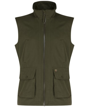 Men's Alan Paine Dunswell Waterproof Waistcoat - Olive