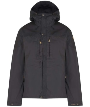 Men's Fjallraven Skogsö Jacket - Dark Grey