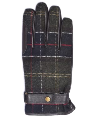Men's Barbour Newbrough Tartan Gloves