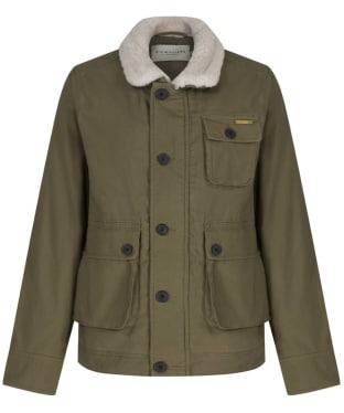 Men's R.M. Williams Shepp Jacket - Khaki