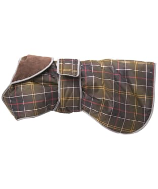 Barbour Waterproof Tartan Dog Coat - Classic Tartan