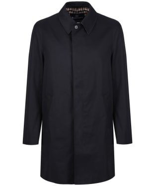Men's Aquascutum Broadgate Trench Coat - Navy
