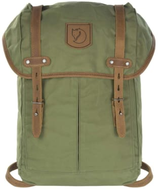 Fjallraven Rucksack No.21 Medium Bag - Green