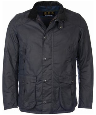Men's Barbour Leeward Wax Jacket