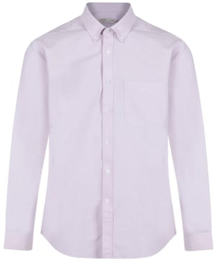 Men's R.M. Williams Collins Oxford Cotton Shirt - Pink