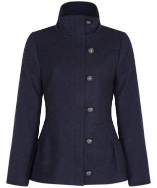 Women's Dubarry Bracken Tweed Jacket - Navy