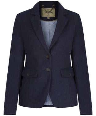 Women's Dubarry Pearlwort Tweed Blazer - Navy