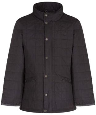 Men's Dubarry Beckett Quilted Jacket - Chestnut