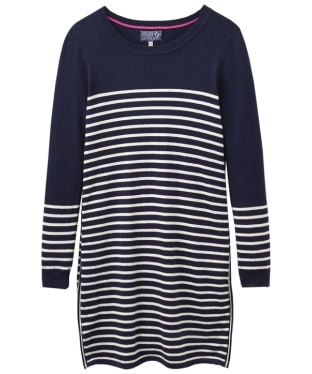 Women's Joules Hetty Tunic - French Navy / Cream