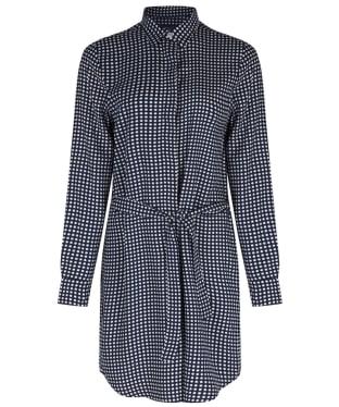 Women's GANT Printed Dot Shirt Dress