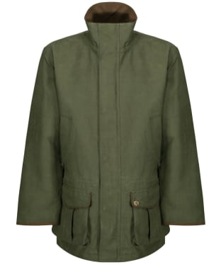 Men's Alan Paine Berwick Waterproof Coat - Olive
