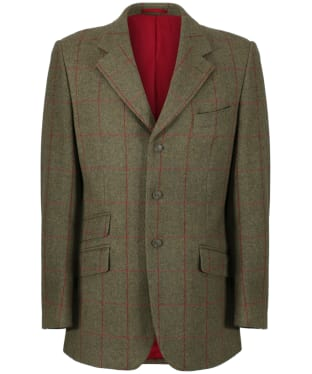 Men's Alan Paine Combrook Long Length Blazer - Sage