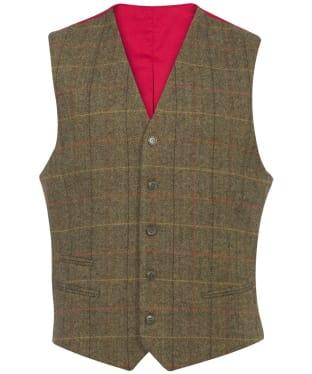 Men's Alan Paine Combrook Waistcoat - Peat
