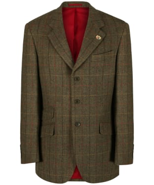 Men's Alan Paine Combrook Regular Length Blazer - Peat