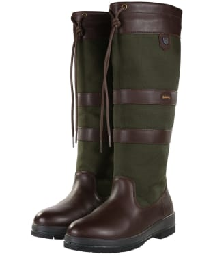 Dubarry Galway Boots - Olive