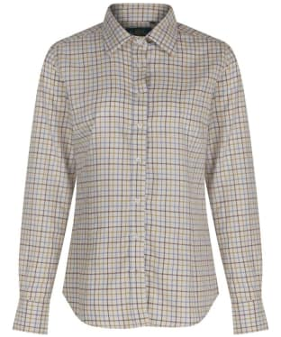 Women's Alan Paine Bromford Shirt - Country Check