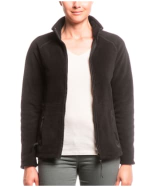 Women's Aigle Inglisa Fleece Jacket - Black
