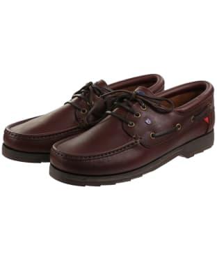 Dubarry Commander Deck Shoes - Mahogany