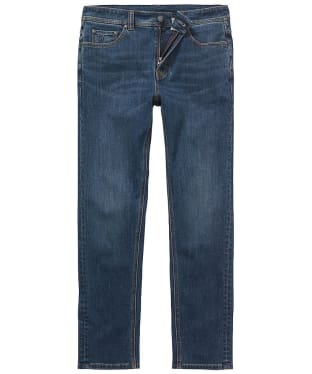 Men's Crew Clothing Spencer Slim Fit Jeans - Antique Wash