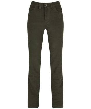 Women's Ptarmigan Stella Marie Stretch Moleskin Jeans - Olive