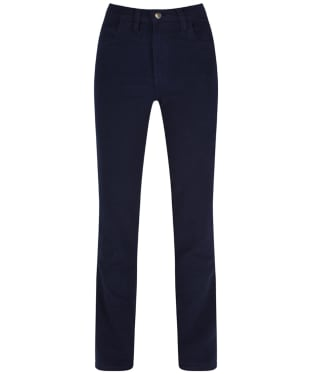 Women's Ptarmigan Stella Marie Stretch Moleskin Jeans - Midnight